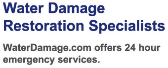 Water Damage Restoration Specialists